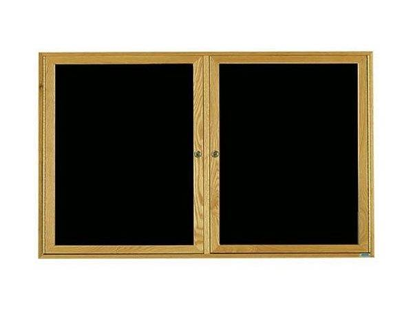 Aarco Products Odc Enclosed Changeable Letter Board