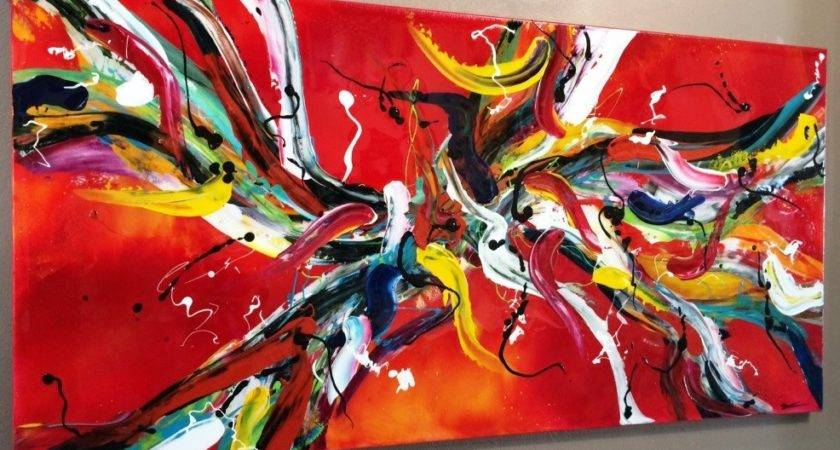 Abstract Art Classes Lessons Learn Paint