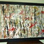 Abstract Art Lessons Paint Acrylic Painting