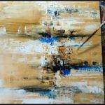 Abstract Painting Paint Easy