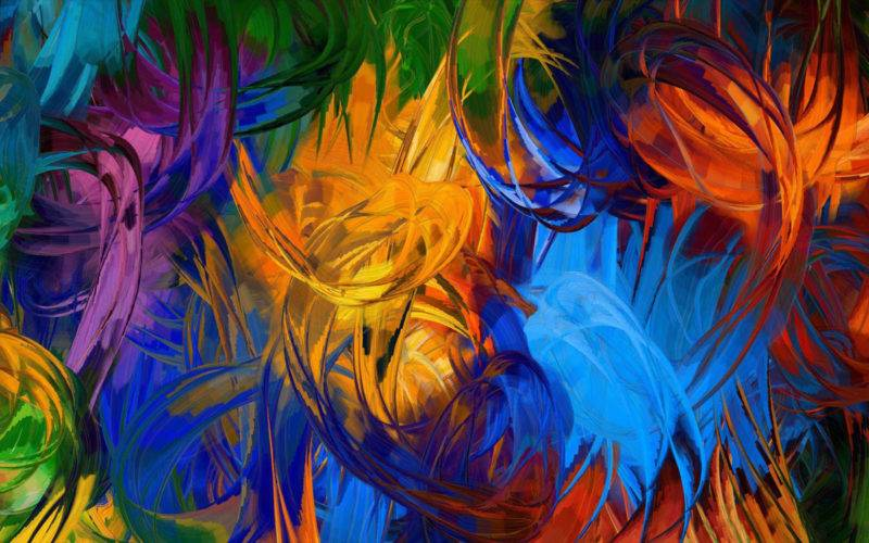 Abstract Paintings