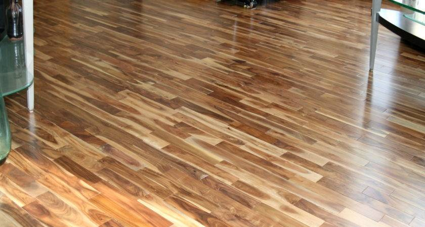 Acacia Blonde Hardwood Flooring Confusa Wood