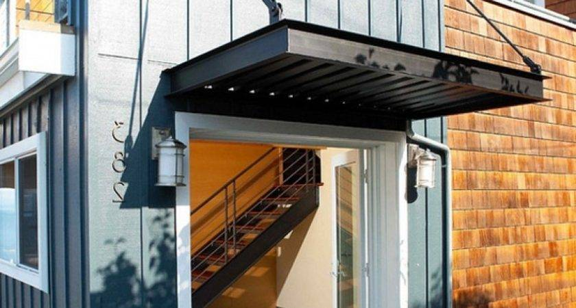 Add Decors Your Exterior Awning Ideas Home