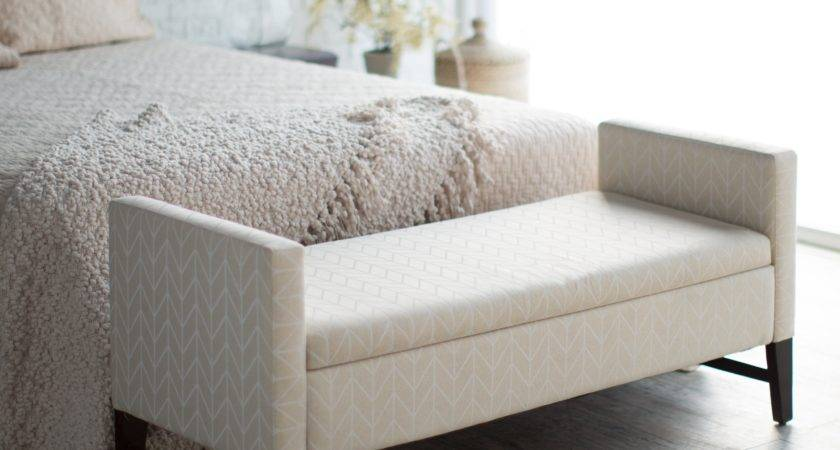 Add Extra Seating Storage Your Bedroom