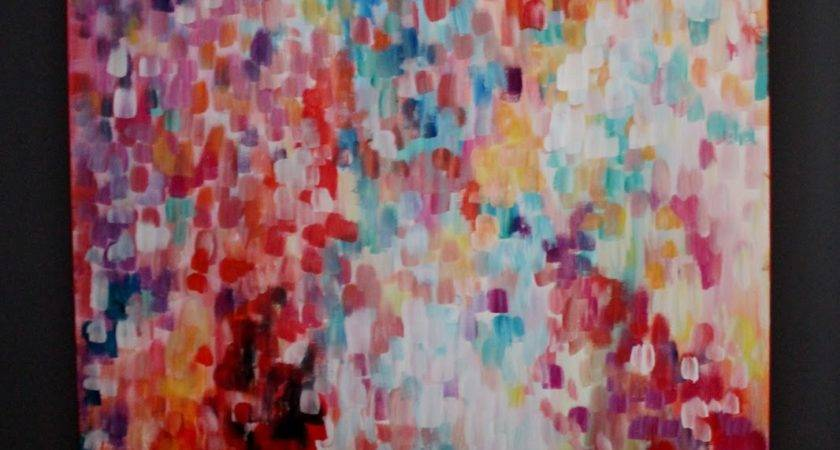 Adventures Painting Abstract Impressionism