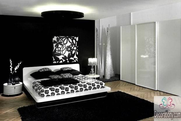 Affordable Black White Bedroom Ideas Decorationy