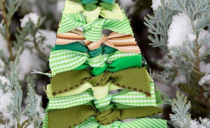 Affordable Diy Christmas Tree Decorations Budget Mom