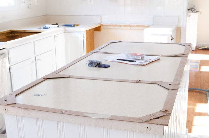Affordable Kitchen Countertops Inspiration Timeless