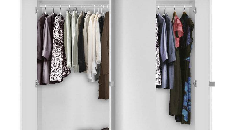Alta Standing Wardrobe Package Tall Contempo Space