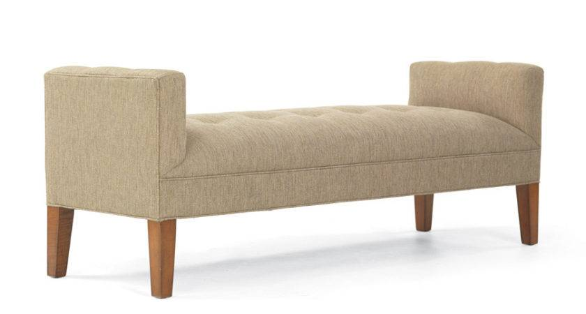 Amazing End Bed Bench Beautify Edge Room