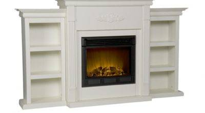 Amazon Sei Tennyson Electric Fireplace