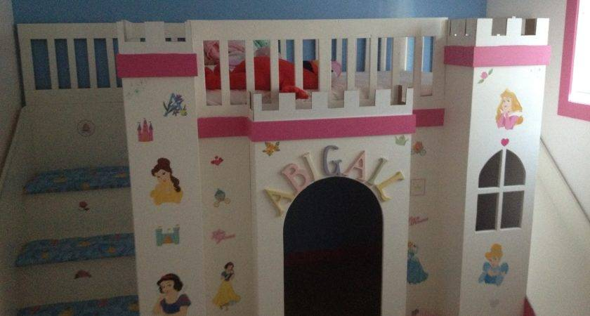 Ana White Abi Castle Loft Bed Diy Projects