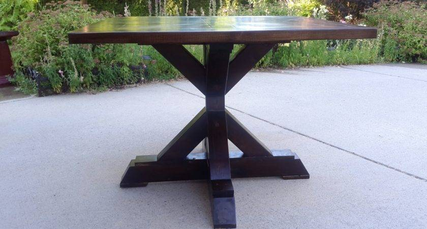Ana White Base Pedestal Table Diy Projects