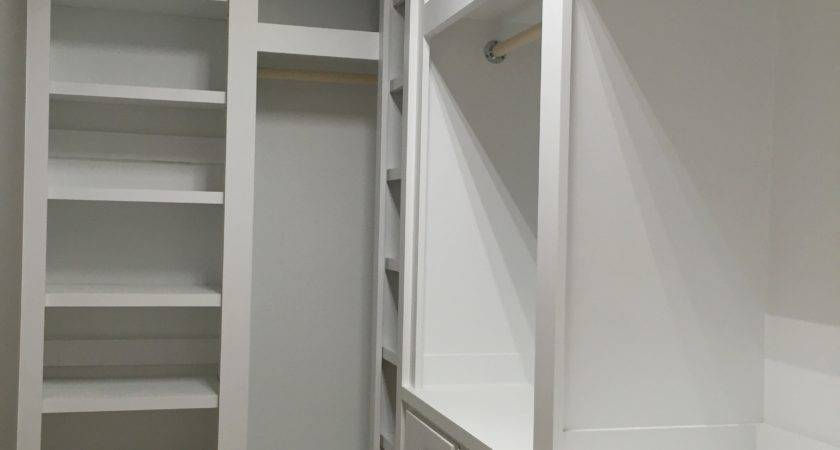 Ana White Built Closet Diy Projects