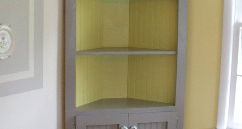 Ana White Cute Corner Cabinet Diy Projects