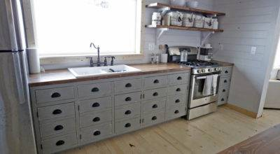 Ana White Diy Apothecary Style Kitchen Cabinets