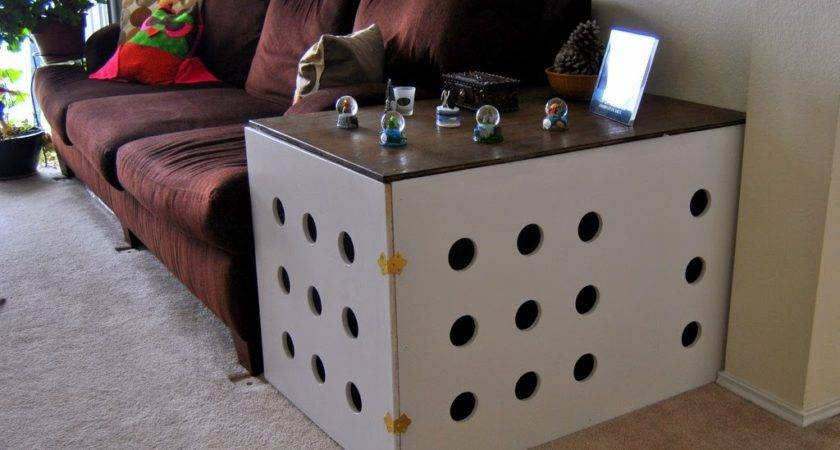 Ana White Diy Dog Crate End Table Projects