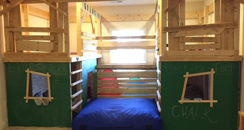 Ana White Diy Indoor Playground Projects