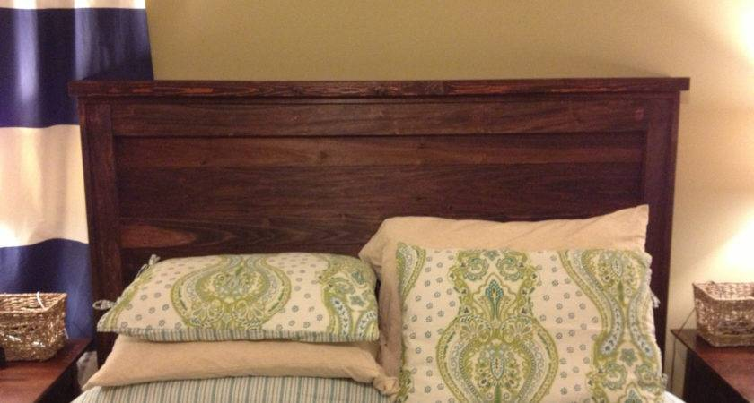 Ana White Diy Queen Headboard Projects