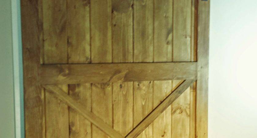 Ana White Diy Sliding Barn Door Projects