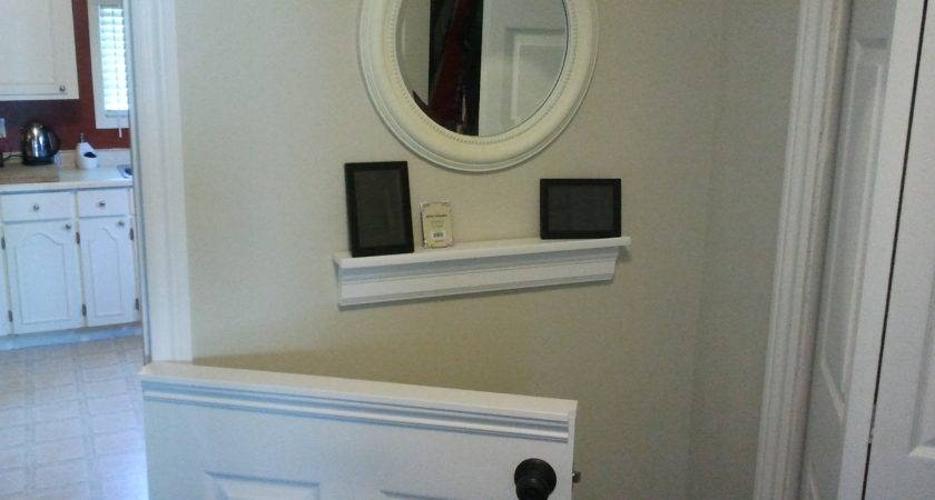 Ana White Doggy Door Baby Gate Diy Projects
