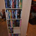 Ana White First Project Spinning Dvd Rack Diy Projects