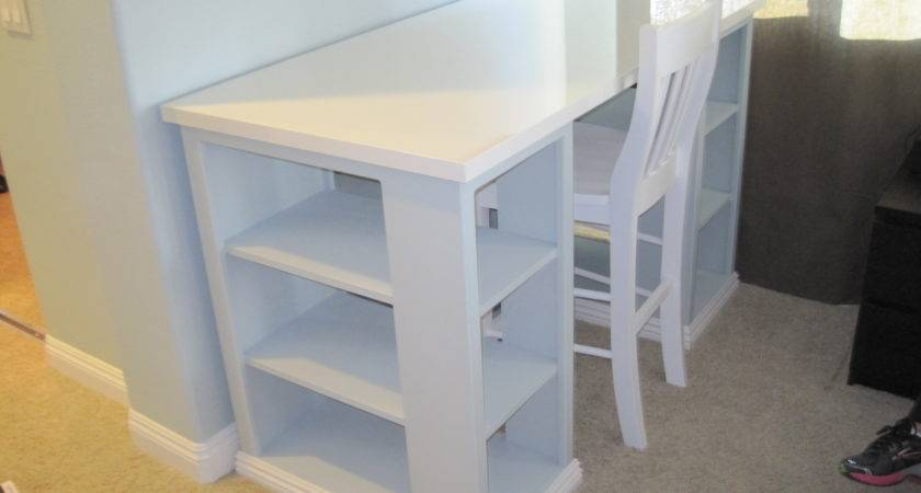 Ana White Modern Craft Table Modified Diy Projects
