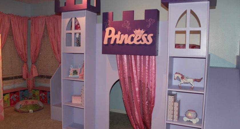 Ana White Princess Castle Bed Diy Projects