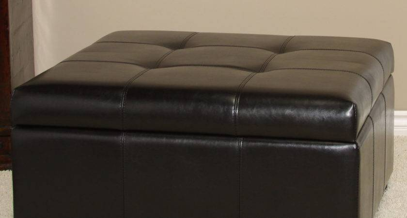 Andover Mills Upholstered Storage Ottoman Reviews Wayfair