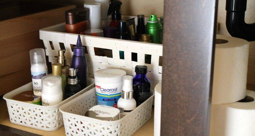 Annies Bathroom Cabinet Organization Makeover Fresh