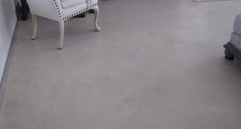 Anythingology Painting Stripes Concrete Floors