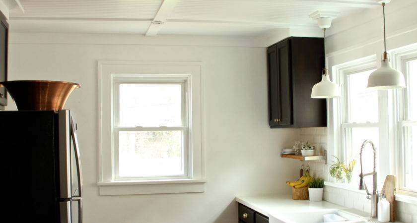 Apartment Therapy Beadboard Ceiling Follow Lifestyle