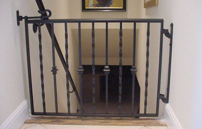 Archaic Wooden Baby Gates Stairs Banisters