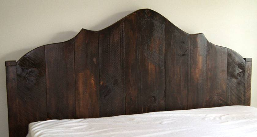 Archer Reclaimed Wood King Headboard Features