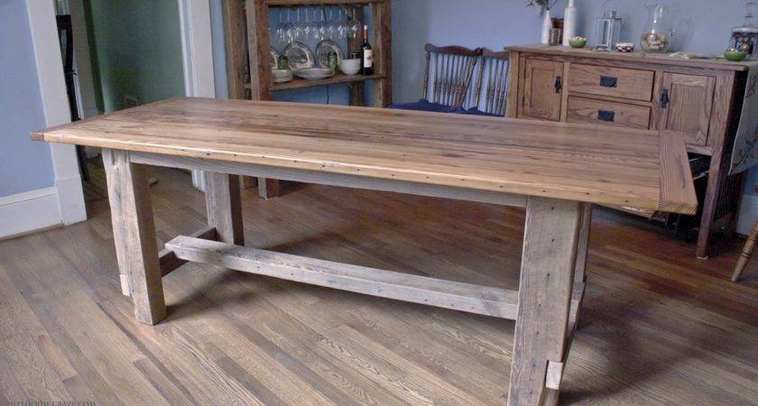 Artistic Unique Diy Farmhouse Table Ideas