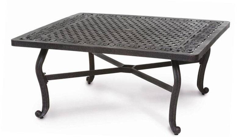 Athena Square Patio Coffee Table