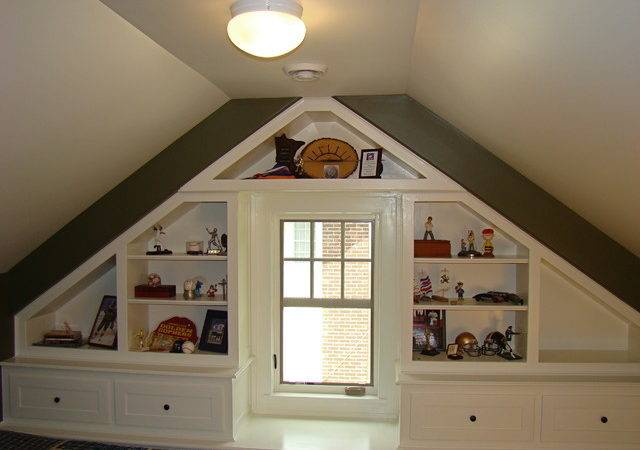 Attic Remodel South Minneapolis Traditional
