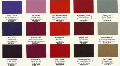 Automotive Red Paint Colors Pixshark