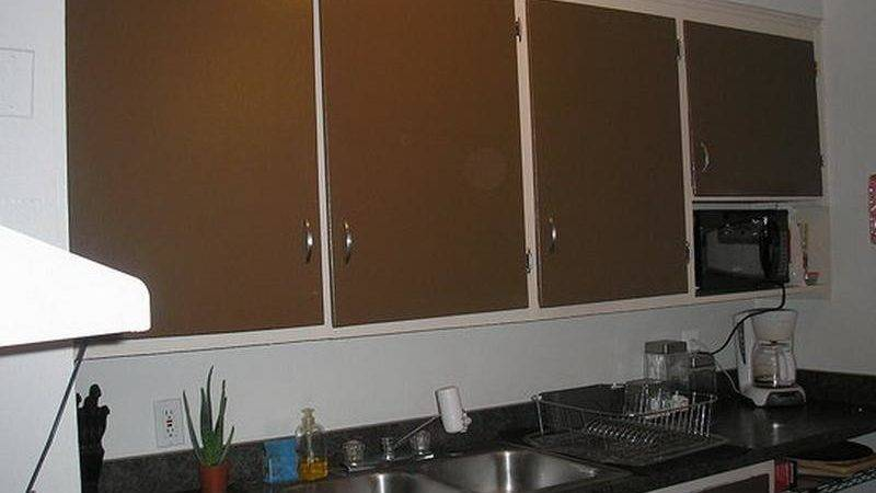 Awesome Brown Painted Kitchen Cabinets Your Dream Home