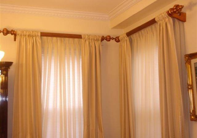 Awesome Decorative Half Curtain Rods Curtains Pinterest