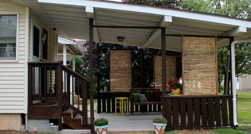 Awesome Diy Outdoor Privacy Screen Ideas