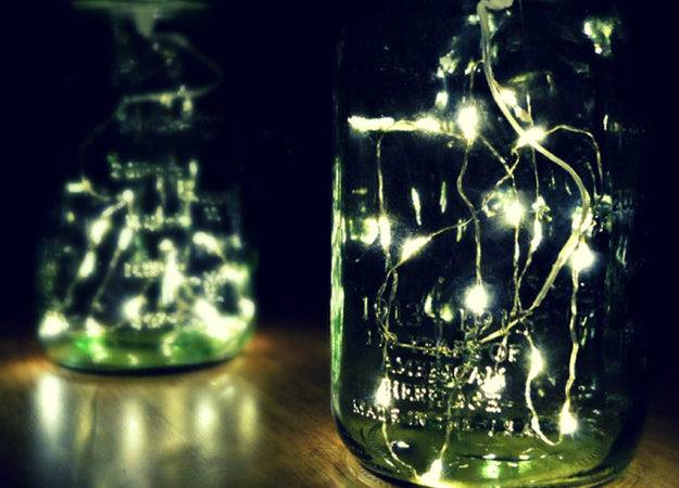 Awesome Diy String Light Ideas Yourself