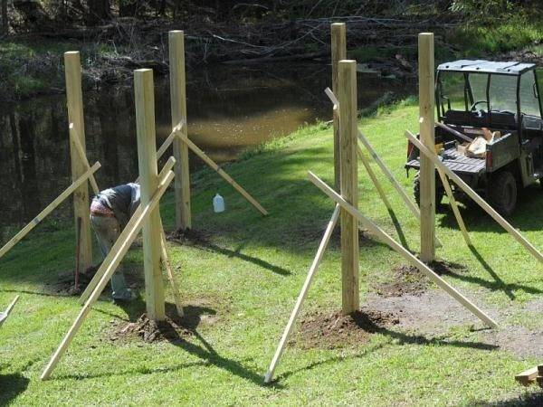 Awesome Fire Pit Swing Set Diy Project Eco Snippets