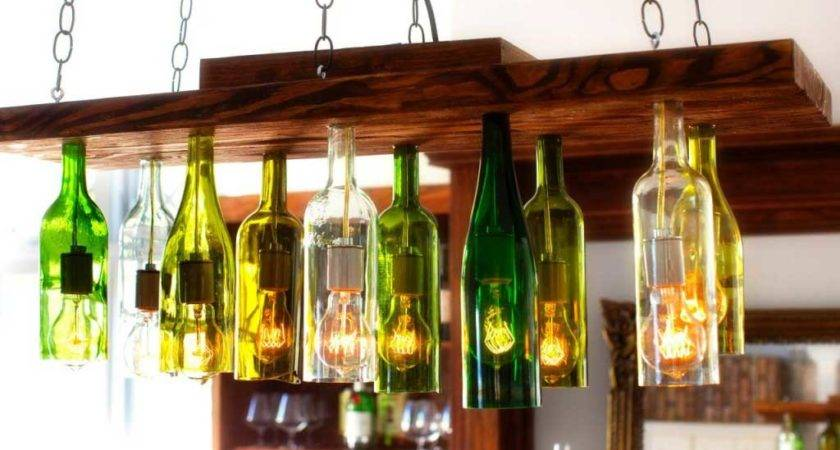 Awesome Ideas Make Wine Bottle Lights