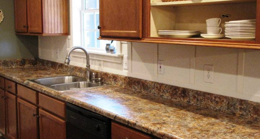 Awesome Paint Formica Countertops Look Like Granite