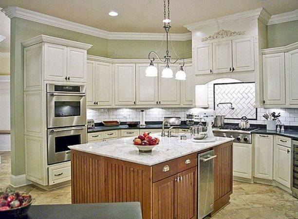Awesome Painting Kitchen Cabinets Paint