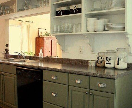 Awesome Painting Kitchen Cabinets