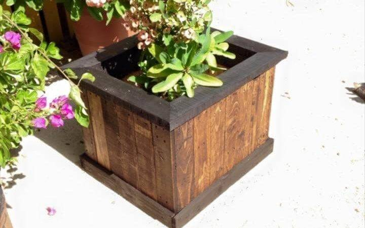 Awesome Pallet Garden Planter Ideas Diy Make