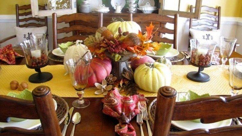 Awesome Pumpkin Centerpieces Fall Halloween