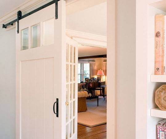 Awesome Sliding Barn Door Ideas Home Remodeling